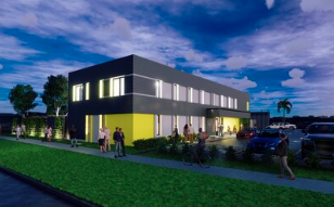 Local Entrepreneurs to Transform Medical Building into Trendy Office and Restaurant