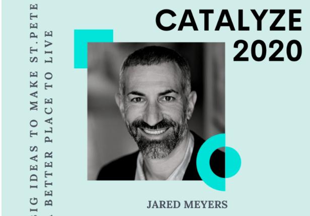 INSIGHTCatalyze 2020: Jared Meyers
